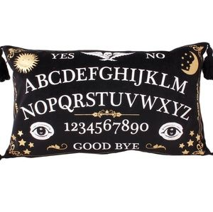 Marshalls Other - BNWT Ouiji board black and gold tassle pillow